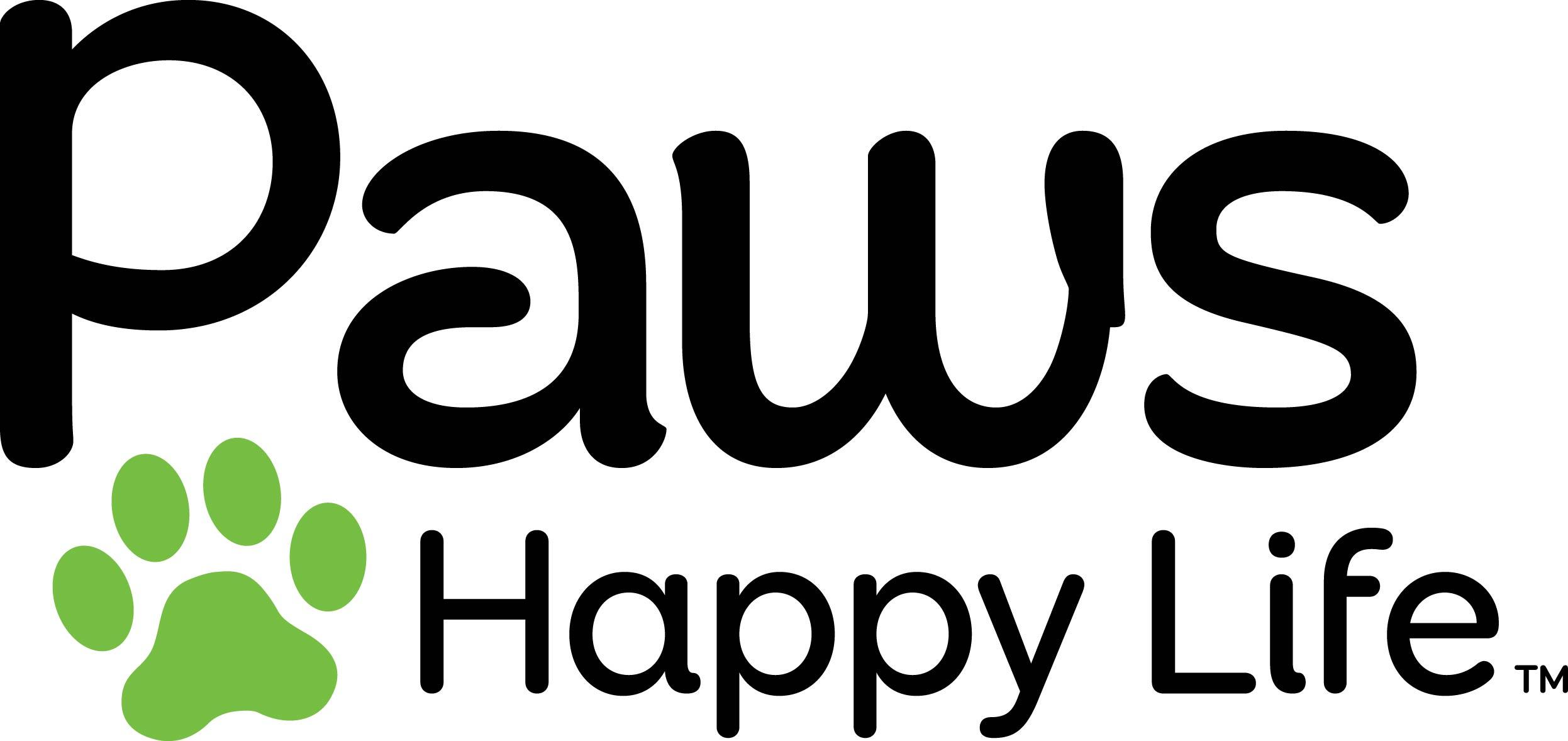 PawsHappyLife_Logo